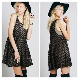 NEW LISTING‼️FREE PEOPLE Mini Dress